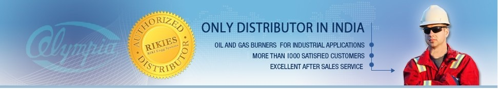 Distributor for OLYMPIA make Oil / Gas Burners